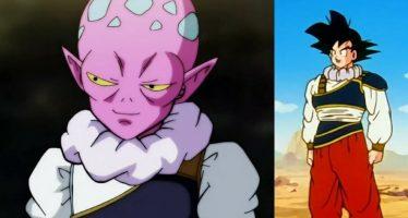 Dragon Ball Super: Un guerrero de la raza Yadorat participara en el torneo (La raza que le enseño la teletransportación a Goku)