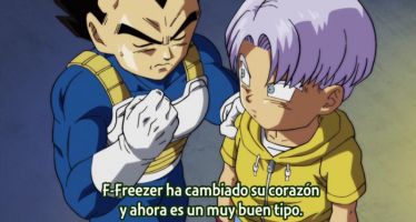Dragon Ball Super: ¡Vegeta es ahora un padre modelo!