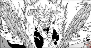 Dragon Ball Super: ¡Primeras imágenes del manga 25!