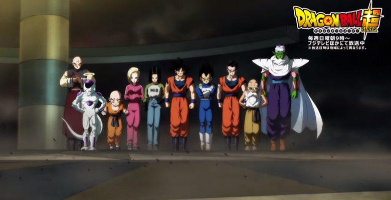 Dragon Ball Super: ¡Nuevo vídeo promocional del equipo del Universo 7!