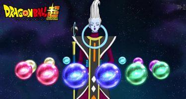Dragon Ball Super: ¡Clasificación de los Universos!