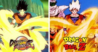 Dragon Ball FighterZ: ¡Referencias al manga y el anime!