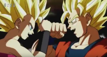 "Dragon Ball Super: Adelanto del capítulo número 100 ""Goku Vs Caulifla», «Kyabe vs Vegeta» ¡Kakaroto!"