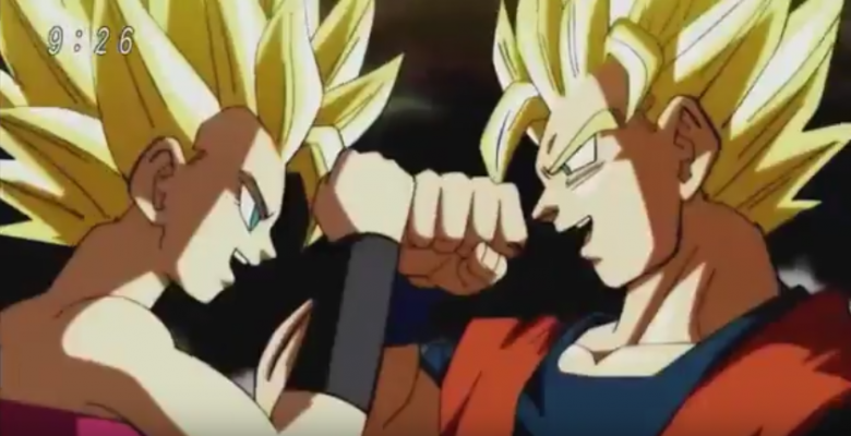 "Dragon Ball Super: Adelanto del capítulo número 100 ""Goku Vs Caulifla"", ""Kyabe vs Vegeta"" ¡Kakaroto!"