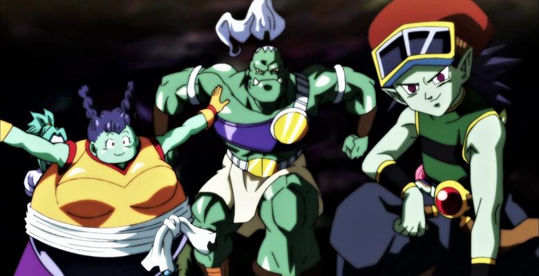Dragon Ball Super: Se revela el nombre y la apariencia de los guerreros escondidos del universo 4