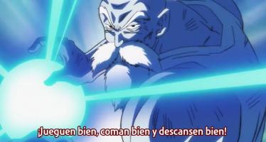 Dragon Ball Super: La increíble participación del Maestro Roshi en el capítulo 105 «Un guerrero digno y honorable»