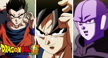 Dragon Ball Super: ¡Títulos y Sinopsis de los Episodios 103 y 104!