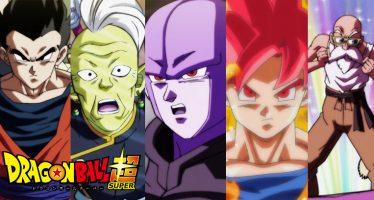 Dragon Ball Super: ¡Títulos y Sinopsis de los Episodios 103, 104 y 105! [Confirmados]