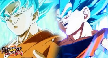 Dragon Ball FighterZ: ¡Referencias al manga y el anime en el tráiler de Goku y Vegeta en SSJ Blue!