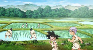 """Dragon Ball Super: Nuevas imágenes del especial """"Historia de Japón"""" [FNS 27]"""