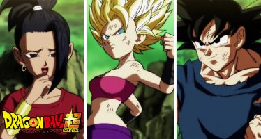 Dragon Ball Super: Avance del Capítulo 113 ¡¡Goku vs Caulifla y Kale!!