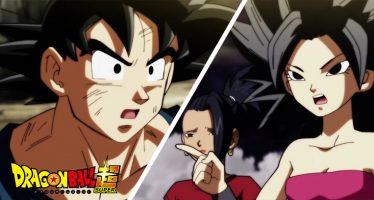 Dragon Ball Super: Episodio 113 ¡Los Saiyajins que Aman las Peleas! [Vista Previa WSJ]
