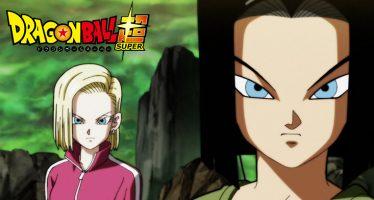 Dragon Ball Super: Episodio 117 ¡Androides VS Universo 2! [Vista Previa WSJ]