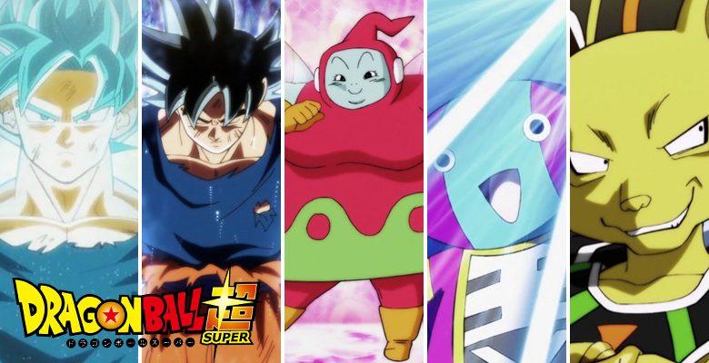 Dragon Ball Super: ¡Nuevas Sinopsis de los Episodios 115, 116 y Títulos de los Episodios 117, 118 y 119!
