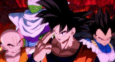 Dragon Ball FighterZ: ¡El Tercer Tráiler presenta el Modo Historia!