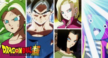 Dragon Ball Super: ¡Títulos y Sinopsis de los Episodios 115, 116, 117 y 118!