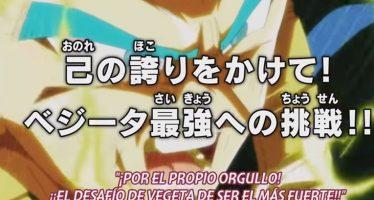 Dragon Ball Super: Esta semana no sera emitido el capítulo 122 de DBS y esta es la razón