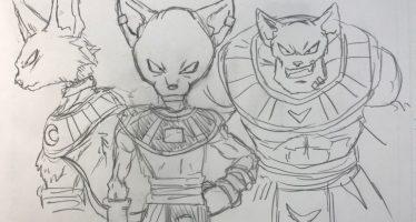 Dragon Ball Super: ¿Toyotaro nos muestra el diseño de los nuevos dioses de la destrucción?