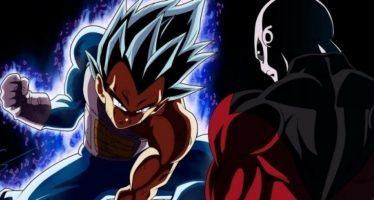 """Dragon Ball Super: Títulos y sinopsis oficiales de los capítulos 119 al 122 (El orgulloso príncipe Saiyajin) """"Vegeta Vs Jiren"""""""