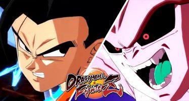 Dragon Ball FighterZ: ¡Presentan a Pequeño Buu y Gohan Definitivo en los Nuevos Tráiler!