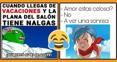 Dragon Ball: ¡Galería de Memes para que pases un Buen Rato!