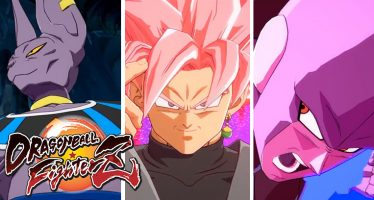 Dragon Ball FighterZ: ¡Presentan a Bills, Hit y Goku Black en el Nuevo Tráiler!