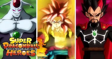 Super Dragon Ball Heroes: ¡Opening Oficial de la Misión Número 8!