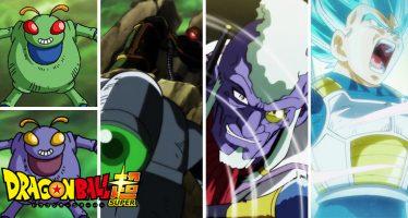 Dragon Ball Super: ¡Títulos y Sinopsis de los Episodios 119, 120, 121 y 122! [Confirmados]