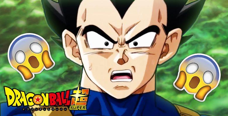 Dragon Ball Super: ¡La Escena que tiene atemorizados a los Fans de Vegeta!