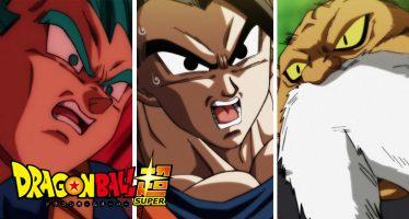 Dragon Ball Super: ¡Títulos y Sinopsis de los Episodios 123, 124 y 125! [Confirmados]