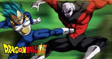 Dragon Ball Super: Avance del Capítulo 122 ¡¡Vegeta se Enfrenta al Guerrero Más Poderoso, Jiren!!