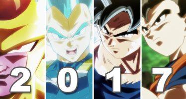 Dragon Ball Super: ¡Los 25 Mejores Momentos que Nos Dejó el 2017! [Segunda Parte]