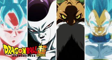 Dragon Ball Super: ¡Nuevos Spoilers de los Episodios 123, 124, 125 y 126! [Confirmados]