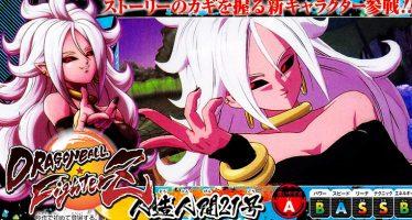 Dragon Ball FighterZ: ¡Un Nuevo Personaje Anunciado! ¡¿Majin Androide 21?!