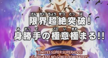 Dragon Ball Super: Adelanto extendido del capítulo 129 de DBS ¡Dominando el Migatte en Goku!