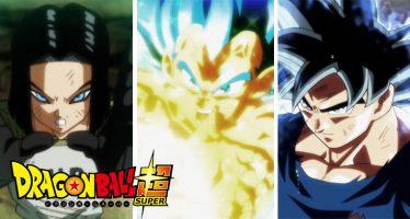 Dragon Ball Super: ¡Títulos y Sinopsis de los Episodios 127, 128 y 129! [Confirmados]