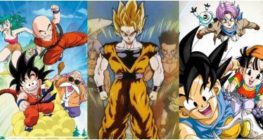 Dragon Ball Figther Z contará con los Openings y Endings Originales del Anime