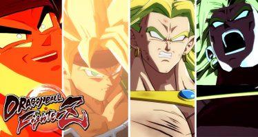 Dragon Ball FighterZ: ¡¡Mira los Sorprendentes 'Finales Dramáticos' de Bardock y Broly!!
