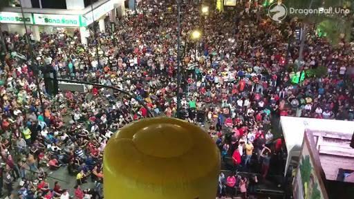 Machala, Ecuador. Más de 8.000 personas