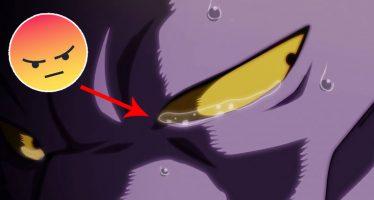 """Dragon Ball Super: ¿Sabes por qué Bills está """"llorando"""" en esta imagen? Acá te lo contamos"""