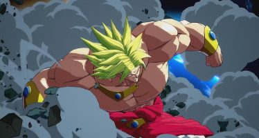 "Colores alternativos para ""Broli"" en Dragon Ball FigtherZ"