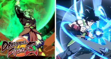 Dragon Ball FighterZ: ¡Tráilers de Presentación de Broly y Bardock!