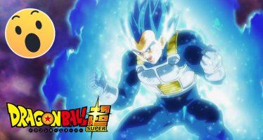 Dragon Ball Super: ¡El Nombre del Nuevo Estado de Vegeta es…!