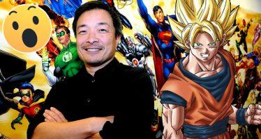 ¡¡Mira al Legendario Artista de Comics, Jim Lee, Dibujando a Goku al Estilo de DC Comics!!