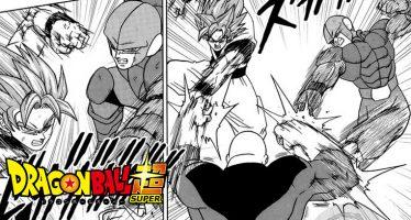 Dragon Ball Super: Manga 35 ¡Nuevas Imágenes Filtradas! ¡¡El Sicario Hit vs Jiren el Gris!!