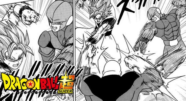 Dragon Ball Super Manga 35 Nuevas Imagenes Filtradas El Sicario