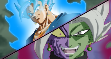 Dragon Ball FighterZ: Vegetto Blue y Zamasu fusionado serán lanzados en el segundo DLC de DBFZ