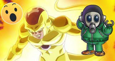¡¡Akira Toriyama revela cuál fue la inspiración para crear la transformación de Golden Freezer!!