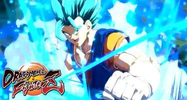 Dragon Ball FighterZ: ¡Tráiler de Presentación de Vegetto Blue!