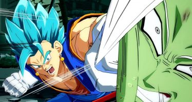 Dragon Ball FighterZ: Primeras imágenes liberadas del segundo DLC de Vegetto blue VS la fusión de Zamasu